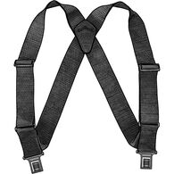 Men's Perry Tall Side clip Suspenders BLACK