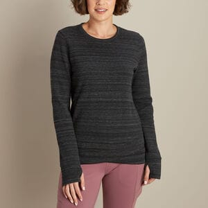 Women's Deux More Double Knit Sweatshirt