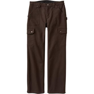 Women's DuluthFlex Fire Hose Fleece Lined Work Pants