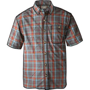 Men's BBQ Relaxed Fit Short Sleeve Shirt