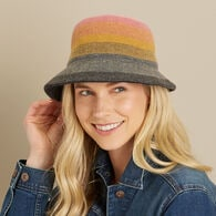 Women's Wool Blend Bucket Hat