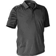 Men's Dry on the Fly Polo BLACK MED