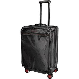 Cargobold 4 Wheeled Large Suitcase Black