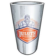 Duluth Trading Silipint Ingenious Workwear Pint Glass