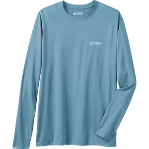 Men's AKHG Tun-Dry Standard Fit Long Sleeve Tee