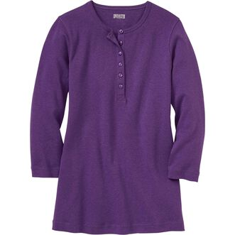 Women's Longtail T 3/4 Sleeve Henley
