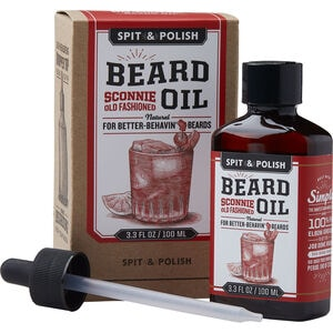 Spit & Polish Sconnie Old Fashioned Beard Oil