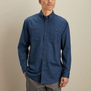 Men's Everyday Long Sleeve Work Shirt