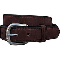 Men's Bison Leather Belt