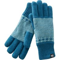 Women's Duluth Trading Heritage Gloves KNGFRBL L/X