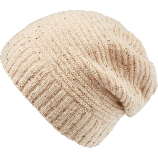 Women's Donegal Fleck Cinched Back Beanie NATDNGL