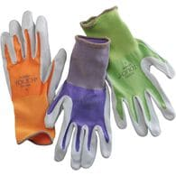 Women's Nitrile 3-Pack Gloves MULTI SM