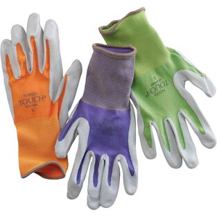 Women's Nitrile Gloves 3-pack