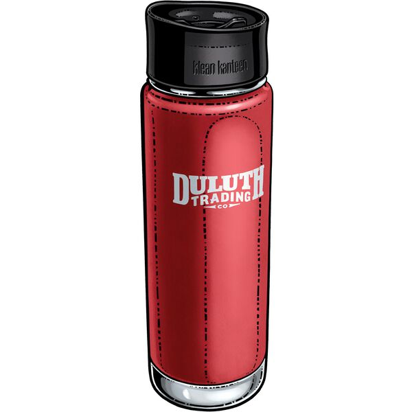 Duluth Trading 20oz Insulated Thermos CLASRED
