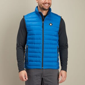 Men's AKHG Eco Puffin Mock Vest