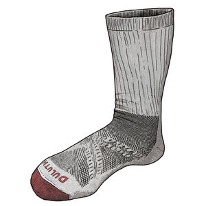 Men's Coolerino Lightweight Crew Socks