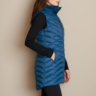 Women's Cold Faithful Down Tunic Vest