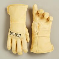 Men's Fence Mender's Kevlar Gauntlet Gloves STRAW
