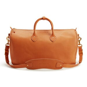Best Made Leather Duffle Bag