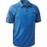 Men's Alaskan Hardgear Airbanks Polo NRTHBLU MED