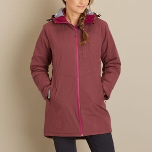 Women's Snowsweep Insulated Parka