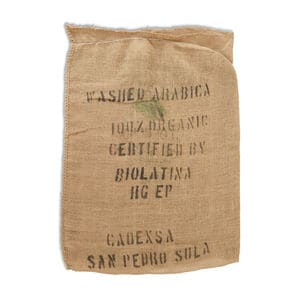 Best Made Burlap Coffee Bag