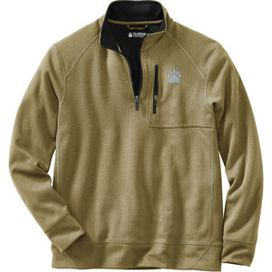 Men's AKHG Swing Dog 1/4 Zip Mock