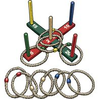 Ring Toss Lawn Game