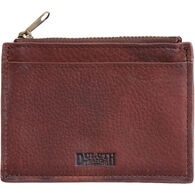 Lifetime Leather Smallet  TWO-TONE BROWN