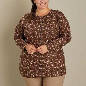 Women's Plus Wrinklefighter Tunic