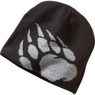 Men's Alaskan Hardgear Bear Paw Hat BLACK ONESIZE