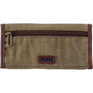 Women's Oil Cloth Trifold Wallet