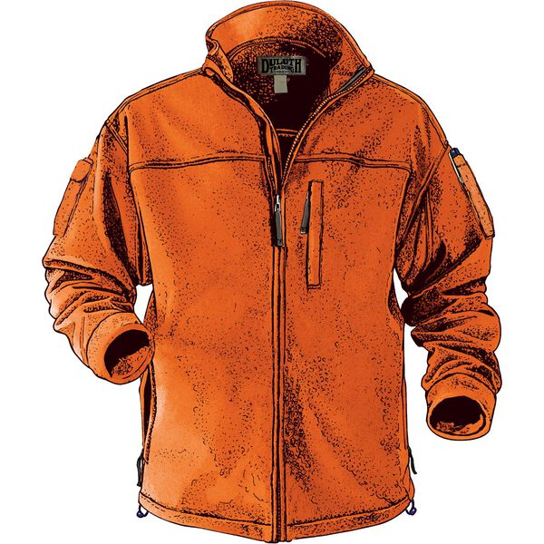 Men's Shoreman Fleece Windproof Jacket