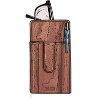 Men's Everyday Glasses Case COGNAC