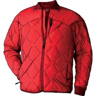 Men's Agiloft Jacket FLAMRED LRG REG