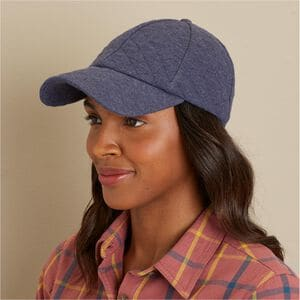 Women's Quilted Hat