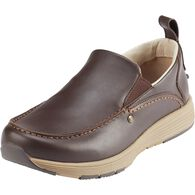 Men's Tower Hill Slip-on Shoes BROWN 8  MED