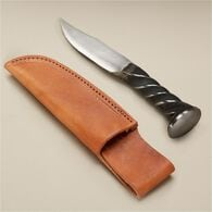 Railroad Spike Knife SILVER