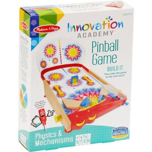 Innovation Academy Pinball Game