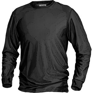 Men's Buck Naked Performance Base Layer Crew Shirt