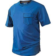 Men's Spillfighter T-Shirt with Pocket COBALT MED