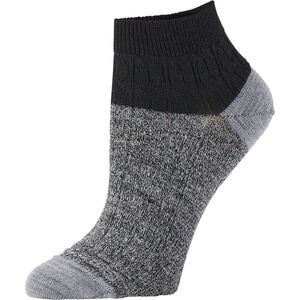 Women's Smartwool Cable Mini Boot Socks