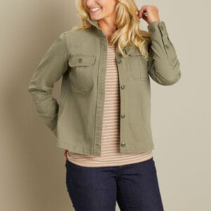 Women's DuluthFlex Fire Hose Ltd. Untucked Overshirt