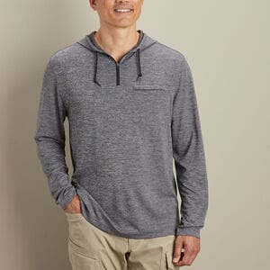 Men's Armachillo Cooling Relaxed Fit Pullover Hoodie