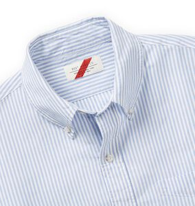 Men's Best Made Cotton Linen Stripe Shirt