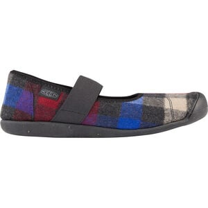 Women's KEEN Sienna Plaid Mary Janes
