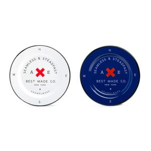 Best Made Enamel Plates (Set of Two)