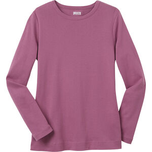 Women's Plus Longtail T Long Sleeve Crew