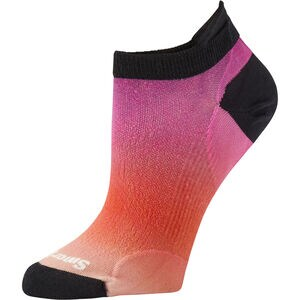 Women's Smartwool PhD Run Ultra Light Ombre Micro Socks
