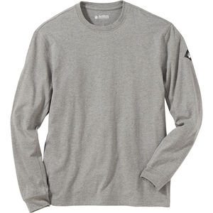 Men's AKHG Crosshaul Cotton Long Sleeve Crew